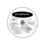 Nedtones Vol. 1 CD face