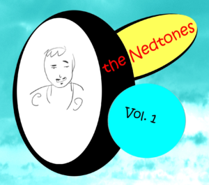 the Nedtones Vol. 1 promo cd front cover